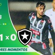 VÍDEO: Gol e melhores momentos de Operário-PR 1×0 Botafogo pela Série B