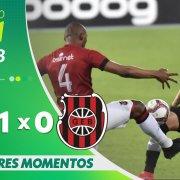 VÍDEO: Gol e melhores momentos da vitória do Botafogo sobre o Brasil-RS