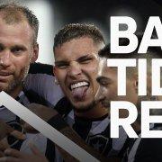 VÍDEO: Botafogo TV divulga bastidores da vitória sobre o Brasil-RS no Nilton Santos