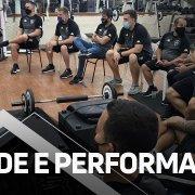 Botafogo investe na capacitação profissional e educação continuada na equipe do Núcleo de Saúde e Performance
