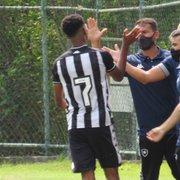 Base: Botafogo vence Bangu pelo Carioca Sub-15; sub-17 perde nos pênaltis