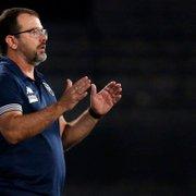 Técnico do Botafogo prega respeito ao Vitória, próximo adversário: 'Está jogando a vida também'