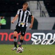 Gonçalves: 'A grande virtude do setor defensivo do Botafogo é a liderança do Carli'