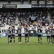 Em vitória fácil, Botafogo reafirma 'fator casa' como seu maior trunfo na Série B