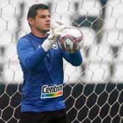 Diego Loureiro é liberado para acompanhar nascimento da filha, e Douglas Borges será o titular do Botafogo contra o CRB