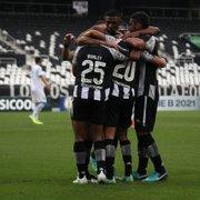 Botafogo aumenta para 83% as chances de acesso após encerramento da 30ª rodada da Série B