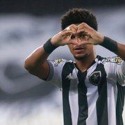 Warley pode se tornar o símbolo da reação do Botafogo na Série B