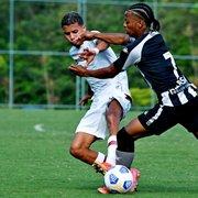 Brasileiro Sub-20: Botafogo perde invencibilidade em casa e é goleado pelo Fluminense