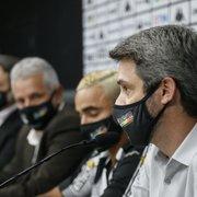 Freeland exalta esforço de Rafael para fechar com o Botafogo: 'Nunca vi um cara abrir mão do que você abriu'