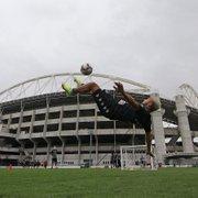 Qual será a posição de Rafael no Botafogo? Petkovic e Lédio Carmona dão sugestões