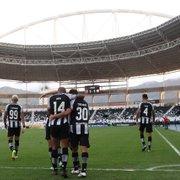 Botafogo pode conquistar acesso só com vitórias em casa na reta final