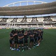 Botafogo tem 23 jogadores com contrato até o fim do ano e aguarda orçamento para definições