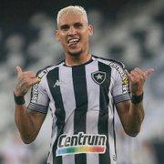 Botafogo não desiste de renovar com Rafael Navarro e conta com acesso para chegar aos valores pedidos