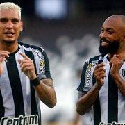 Botafogo e Vasco dominam seleção da galera da 26ª rodada da Série B