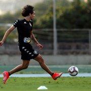 Matheus Nascimento volta a ser relacionado pelo Botafogo para duelo com Vitória; Felipe Ferreira fica fora