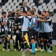 Botafogo é 'favoritíssimo' ao acesso, opina comentarista: 'Difícil imaginar uma queda brusca hoje'