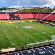 Vitória x Botafogo não terá torcida no Barradão após aumento de casos de Covid-19 em Salvador