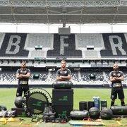 Botafogo e Kallango firmam parceria para fornecimento de material de performance