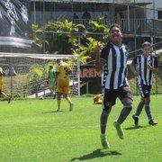 Base: Sub-15, 100%, e sub-17 do Botafogo goleiam Madureira pelo Campeonato Carioca