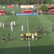 AO VIVO: Botafogo visita o São Paulo pelo Campeonato Brasileiro Sub-20