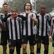 Brasileiro Sub-20: Botafogo busca nesta terça, contra o Corinthians, melhor colocação por vantagem nas quartas