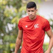 Rival: Náutico perde Camutanga, punido pelo STJD, para partida contra o Botafogo