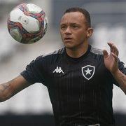 Botafogo escalado com Carlinhos como surpresa para enfrentar o Londrina; veja o time