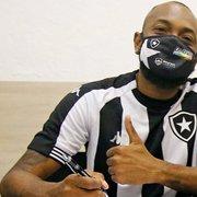 Chay revela que soube de contratação de Rafael para o Botafogo antes de todos e abre portas: 'Grupo reagiu muito bem'