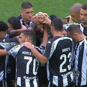 ATUAÇÕES FN: Marco Antônio e Warley comandam goleada do Botafogo sobre o Londrina