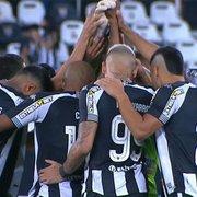 Uma vitória que deve ser decisiva para o Botafogo na Série B