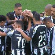 Botafogo recusou R$ 200 mil por patrocínio master para buscar valorização da marca