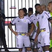 ATUAÇÕES FN: Jonathan Lemos volta mal, Kanu e Gilvan vacilam em Vitória 0 x 0 Botafogo; Navarro se salva
