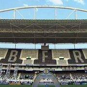Botafogo contrata empresa para limpeza geral do Estádio Nilton Santos antes da volta da torcida
