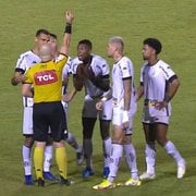 Expulso equivocadamente, Kanu desfalca o Botafogo em confronto direto contra o Avaí