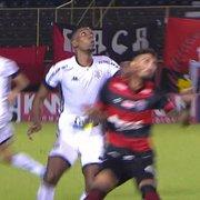 A Matemática é o que o Botafogo pode comemorar do empate na Bahia