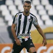 Gilvan celebra apoio da torcida em goleada do Botafogo: 'Com todos juntos, chegaremos no objetivo muito rápido'