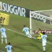 (OFF) Cadê o VAR? Coritiba vence Londrina com gol em que bola não entrou