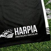 Botafogo anuncia nova patrocinadora: Harpia, empresa de proteção veicular