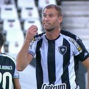 Carli e Rafael são poupados e desfalcam Botafogo contra o Vitória