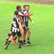 Botafogo visita o São Paulo nesta segunda-feira pelo Brasileiro Sub-20