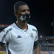 Kanu admite má atuação do Botafogo em derrota para o CSA: 'Tivemos uma noite ruim'