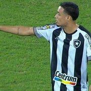 Luiz Henrique revela gratidão a Enderson Moreira e mira objetivo no Botafogo: 'Ser líder do segundo turno'