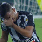 Marco Antônio desfalca o Botafogo contra o CSA devido a dores musculares