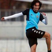 Sub-20: Matheus Nascimento é relacionado para jogo decisivo entre Botafogo e Flamengo
