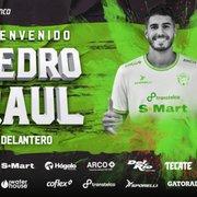 Mas já? Ex-Botafogo, Pedro Raul deixa o Japão e é anunciado por clube do México