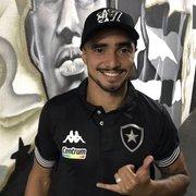 Rafael é relacionado contra o Sampaio Corrêa e pode fazer sua estreia pelo Botafogo: 'O homem vai para o jogo!'