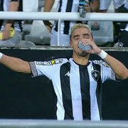 Técnico do Botafogo elogia 'atacante' Rafael na estreia e pode poupá-lo contra o Vitória