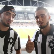 Fábio deseja sorte ao irmão Rafael no Botafogo e projeta: 'Espero realizar também esse sonho'