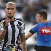 Miami faz proposta e concorre com Internacional pela contratação de Rafael Navarro, do Botafogo