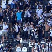 Botafogo segue Prefeitura e permitirá torcedores com teste de antígeno; prazo para realizar é até 15h